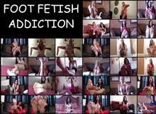 Foot Fetish Addiction